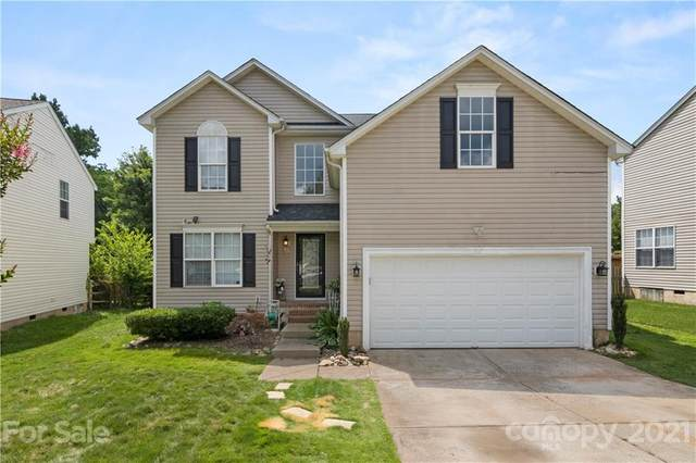 10331 Gold Pan Road, Charlotte, NC 28215 (MLS #3757679) :: RE/MAX Journey