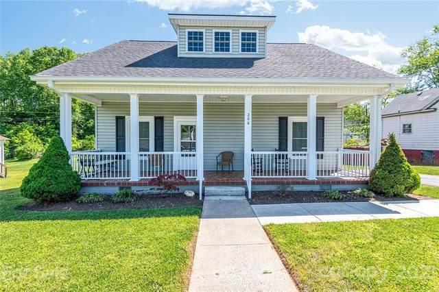 208 Catawba Avenue, Hickory, NC 28601 (#3757740) :: Caulder Realty and Land Co.