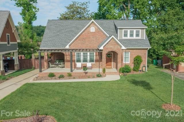 329 Fannie Circle, Charlotte, NC 28205 (#3757823) :: Carolina Real Estate Experts