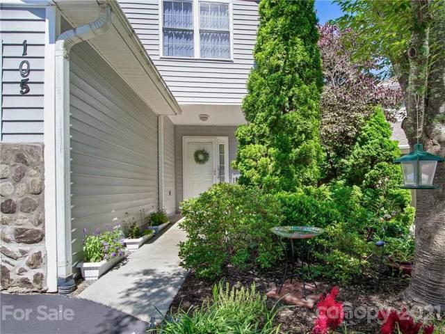 105 Ewarts Pond Road, Hendersonville, NC 28739 (#3757829) :: Stephen Cooley Real Estate Group