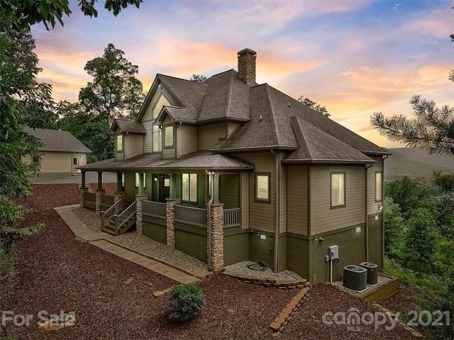 407 Hawks Nest Trail, Lake Lure, NC 28746 (#3757830) :: Puma & Associates Realty Inc.