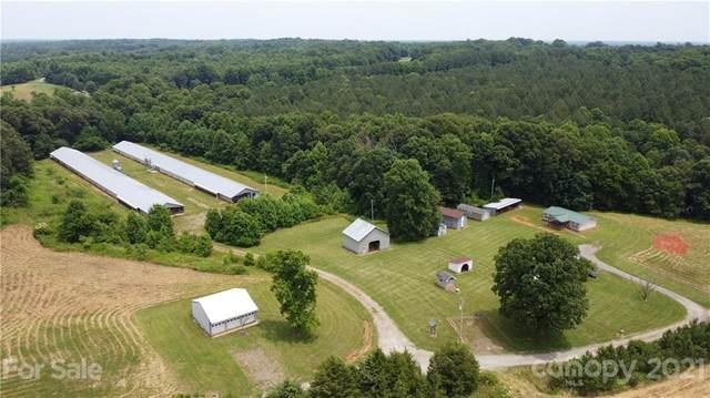 2909 Luke Drive, Yadkinville, NC 27055 (#3757973) :: Burton Real Estate Group