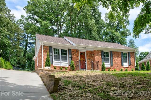 4927 Farm Pond Lane, Charlotte, NC 28212 (#3757979) :: Hansley Realty