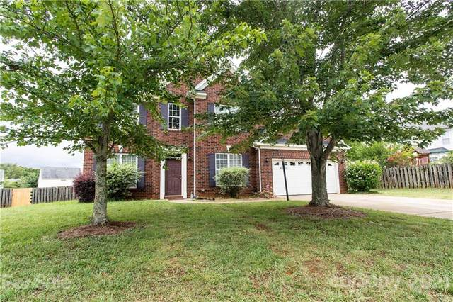 165 Stallings Mill Drive, Mooresville, NC 28115 (#3757986) :: Rowena Patton's All-Star Powerhouse