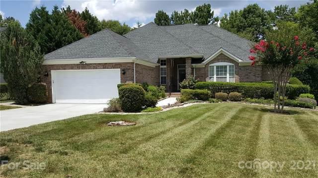 14620 W Bridle Trace Lane W, Pineville, NC 28134 (#3758032) :: Burton Real Estate Group