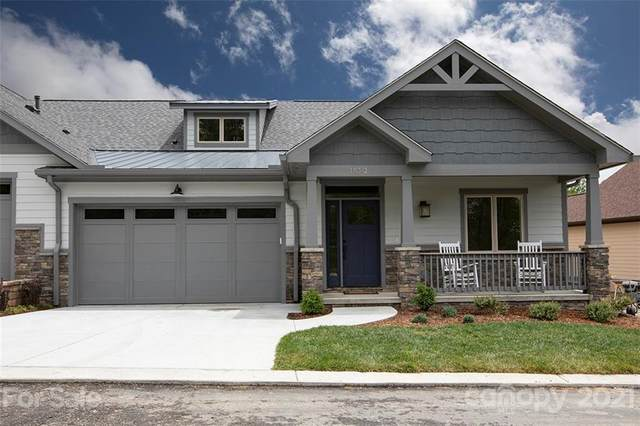 8 Sports Village Drive #8, Hendersonville, NC 28739 (#3758083) :: Stephen Cooley Real Estate Group