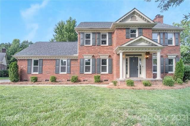2904 Jarrett Court, Matthews, NC 28105 (#3758198) :: Scarlett Property Group