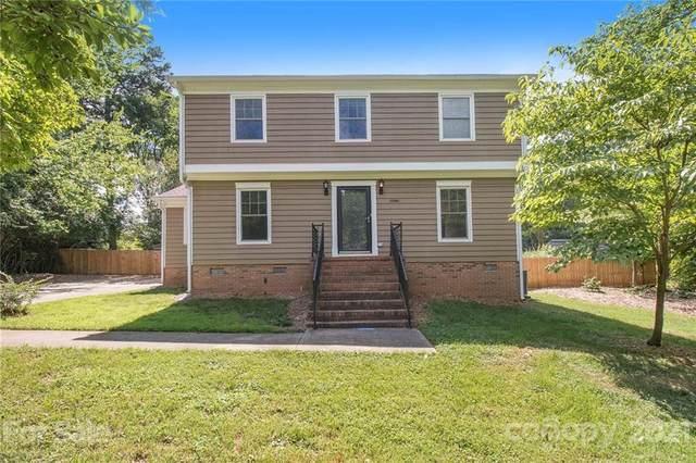 13841 Creekside Drive, Matthews, NC 28105 (#3758213) :: LePage Johnson Realty Group, LLC