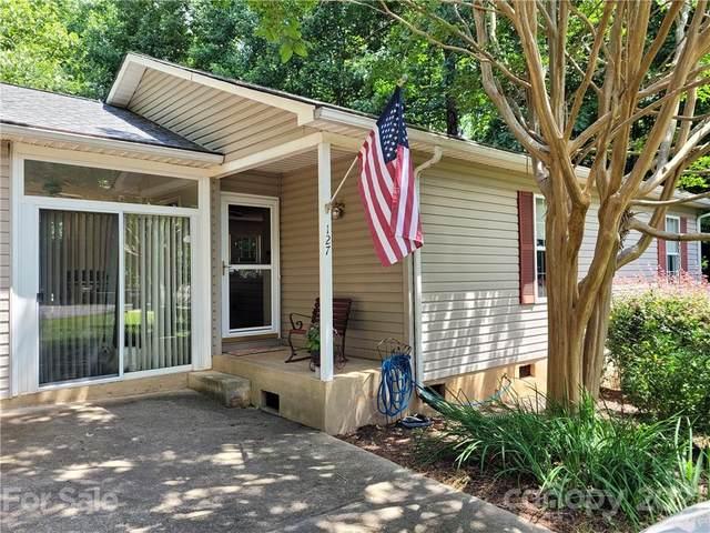 127 Milbros Lane, Mooresville, NC 28117 (MLS #3758344) :: RE/MAX Journey