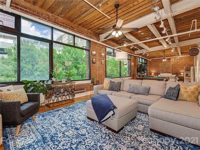 310 Arlington Avenue #331, Charlotte, NC 28203 (#3758389) :: Stephen Cooley Real Estate Group