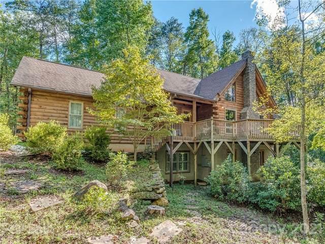119 Shenandoah Road, Lake Lure, NC 28746 (#3758542) :: MartinGroup Properties