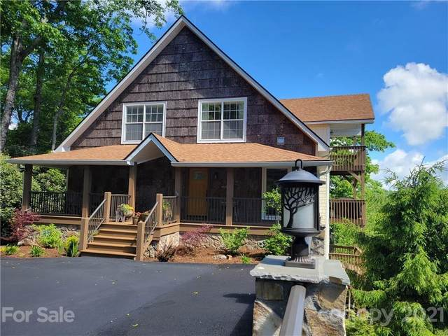 371 Green Hill Woods, Blowing Rock, NC 28605 (#3758584) :: Home and Key Realty