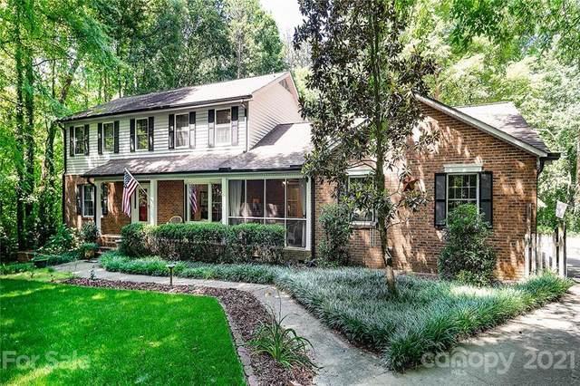 105 Nitsa Lane, Huntersville, NC 28078 (#3758629) :: Stephen Cooley Real Estate Group