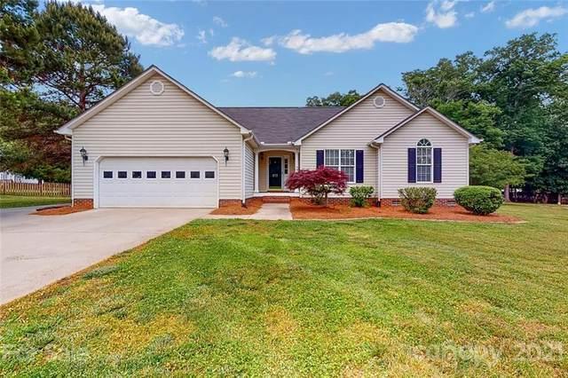 678 Maple Ridge Circle, Salisbury, NC 28147 (#3758681) :: Carlyle Properties