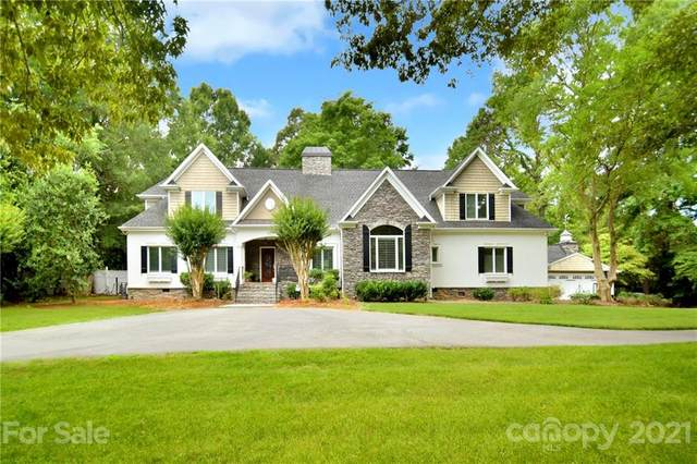 5401 Lebanon Road, Mint Hill, NC 28227 (#3758700) :: Homes with Keeley | RE/MAX Executive
