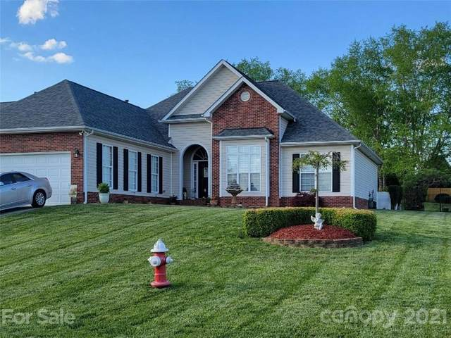 4800 Mossy Cup Lane, Monroe, NC 28110 (#3758701) :: Home and Key Realty