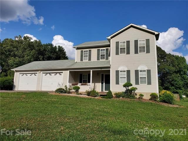100 Sequoyah Circle, Morganton, NC 28655 (#3758883) :: LePage Johnson Realty Group, LLC