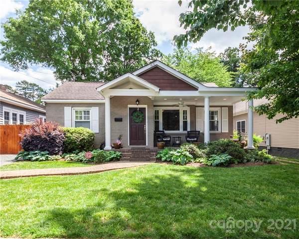 3616 Oakwood Avenue, Charlotte, NC 28205 (#3758908) :: Carver Pressley, REALTORS®