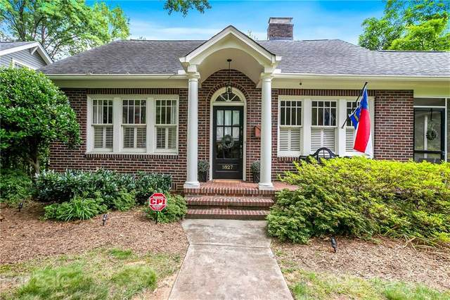 1827 Ewing Avenue, Charlotte, NC 28203 (#3758932) :: Hansley Realty