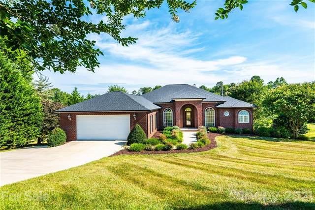 2318 Carriage Lane, Lincolnton, NC 28092 (#3758960) :: Briggs American Homes