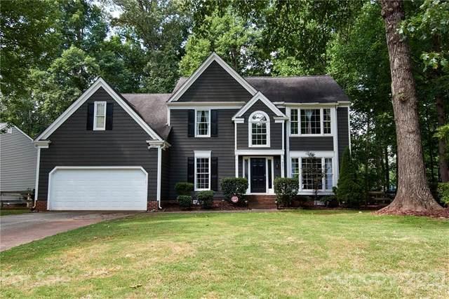 9633 Newby Lane, Matthews, NC 28105 (#3758983) :: Cloninger Properties