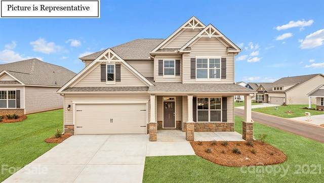 1033 Thoroughbred Drive, Iron Station, NC 28080 (#3759008) :: Hansley Realty