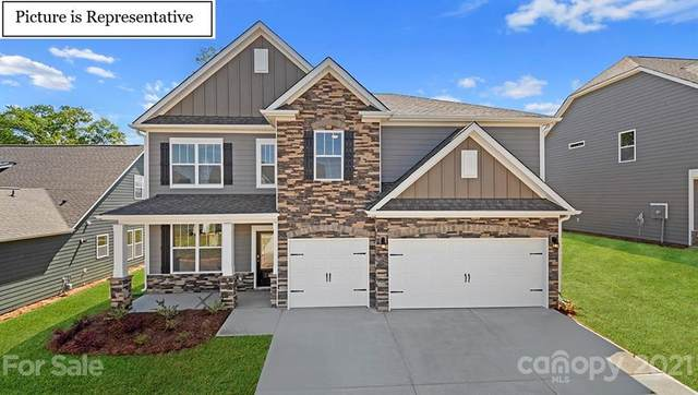 1119 Thoroughbred Drive, Iron Station, NC 28080 (#3759020) :: Hansley Realty
