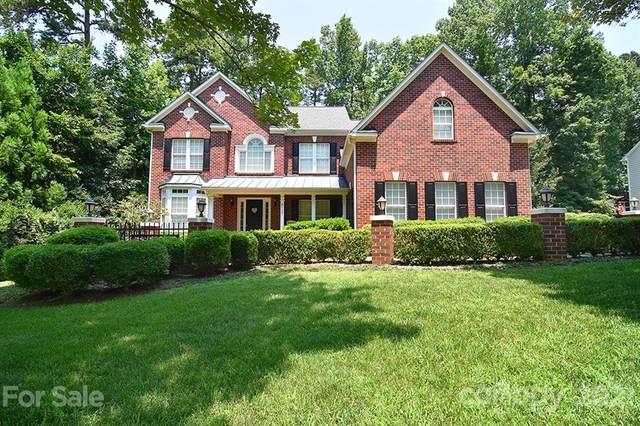 6121 Savannah Grace Lane, Huntersville, NC 28078 (#3759028) :: Cloninger Properties