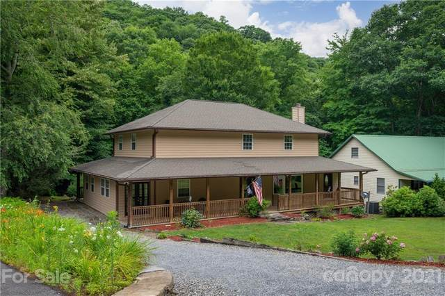 164 Jonathan Trail, Maggie Valley, NC 28751 (#3759069) :: Stephen Cooley Real Estate Group