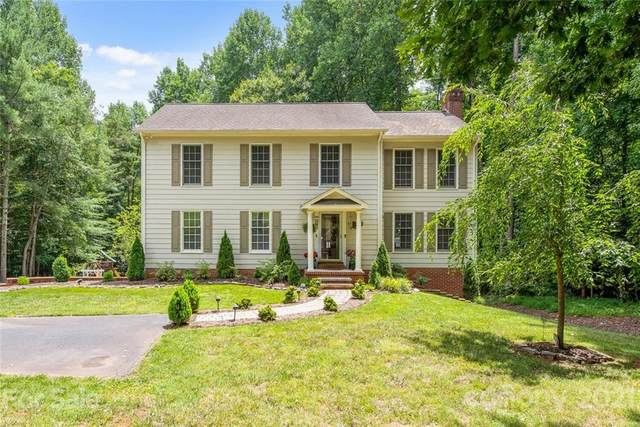 102 Dumont Drive, Morganton, NC 28655 (#3759108) :: Besecker Homes Team