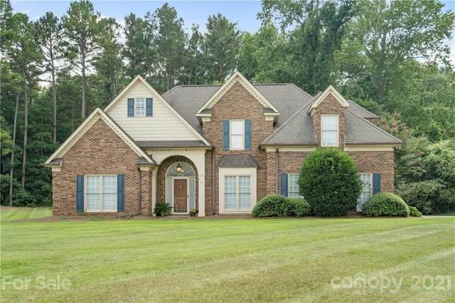 1605 Cobblestone Parkway, Monroe, NC 28110 (#3759156) :: MartinGroup Properties