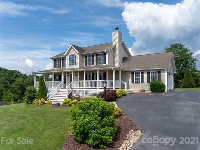30 Castlewood Drive, Alexander, NC 28701 (#3759213) :: NC Mountain Brokers, LLC