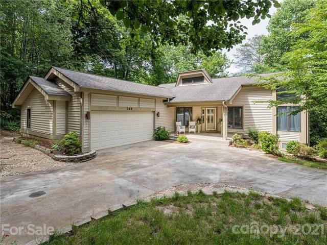 268 Summer Morning Court, Lake Lure, NC 28746 (#3759218) :: MartinGroup Properties