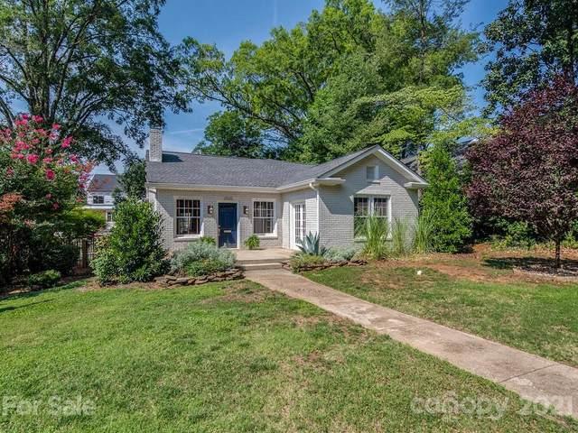 2520 E 5th Street, Charlotte, NC 28204 (#3759221) :: Carver Pressley, REALTORS®