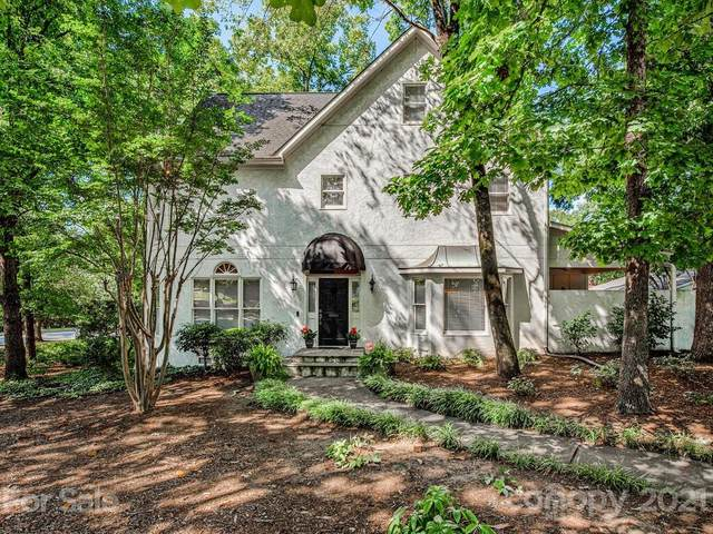 3832 Bonwood Drive #1, Charlotte, NC 28211 (#3759232) :: Ann Rudd Group