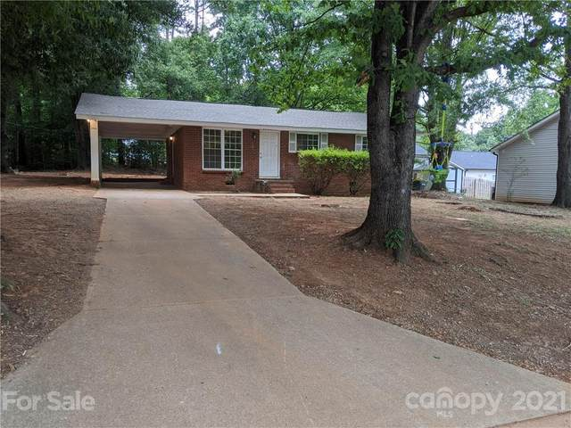 5707 Phillips Street, Charlotte, NC 28269 (#3759244) :: Home and Key Realty
