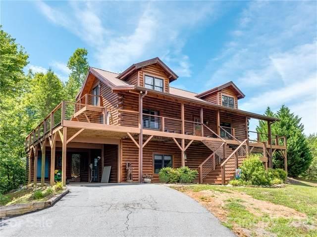 247 Peaks Drive, Lake Lure, NC 28746 (#3759268) :: Carver Pressley, REALTORS®