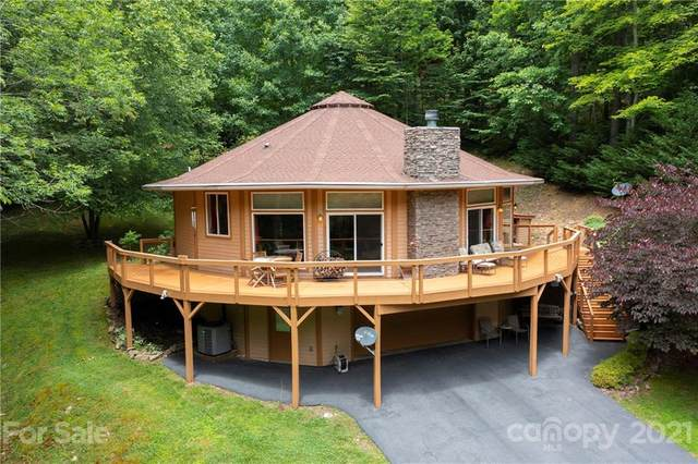 145 Serenity Cove, Maggie Valley, NC 28751 (#3759295) :: LePage Johnson Realty Group, LLC