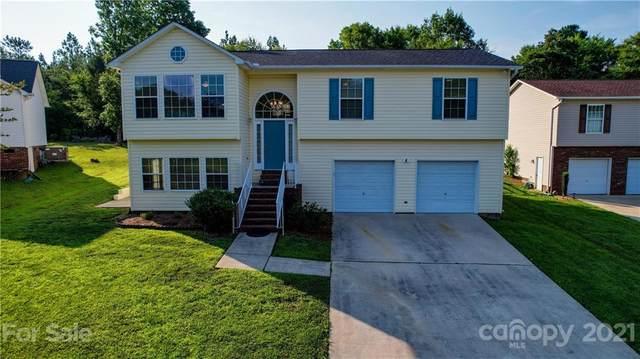 933 Piney Church Road, Concord, NC 28025 (#3759381) :: Hansley Realty