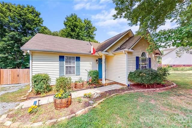 708 Station Drive, Monroe, NC 28110 (#3759406) :: Carolina Real Estate Experts