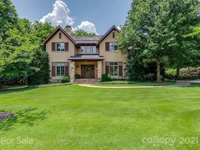 8424 Eagle Glen, Charlotte, NC 28210 (#3759441) :: High Vistas Realty