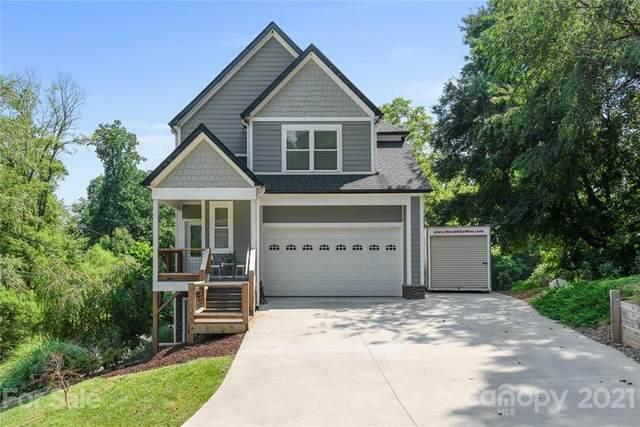31 Central Avenue W, Asheville, NC 28806 (#3759541) :: Keller Williams Professionals
