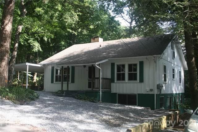 11 Bowers Road, Black Mountain, NC 28711 (#3759588) :: Hansley Realty