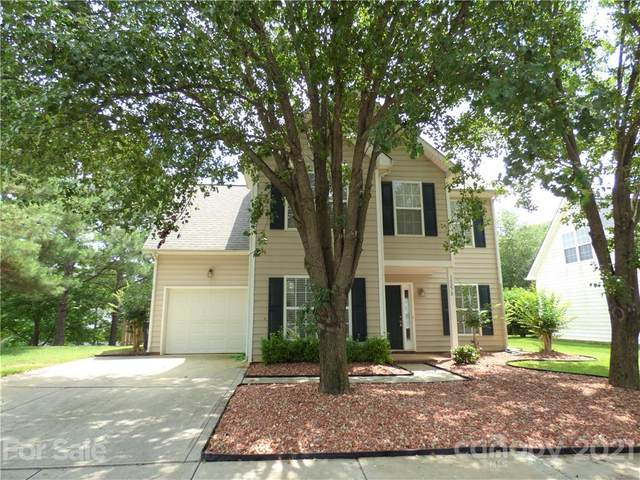 15270 Eric Kyle Drive, Huntersville, NC 28078 (#3759589) :: Carolina Real Estate Experts