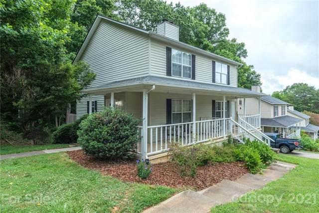 133 Rocking Porch Ridge, Asheville, NC 28805 (#3759613) :: Modern Mountain Real Estate