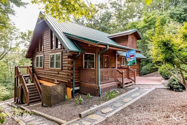 134 Old Crows Drive, Lake Lure, NC 28746 (#3759719) :: Keller Williams Realty Lake Norman Cornelius