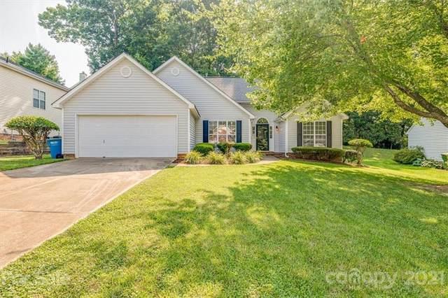 203 Pebble Creek Crossing, Fort Mill, SC 29715 (#3759737) :: Carolina Real Estate Experts