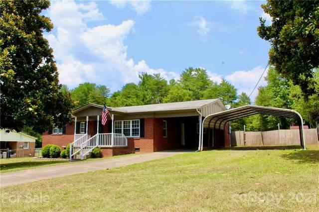 124 Doc Wiseman Road, Mooresboro, NC 28114 (#3759752) :: TeamHeidi®
