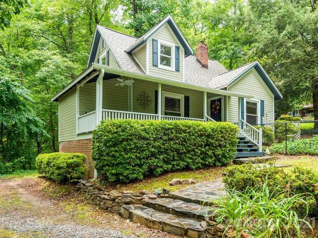 150 Forest Lane, Tryon, NC 28782 (#3759770) :: BluAxis Realty
