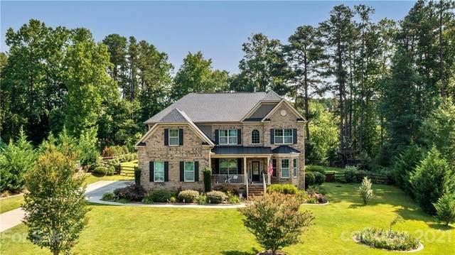 13333 Belle Grove Manor Lane, Matthews, NC 28105 (#3759852) :: Exit Realty Elite Properties